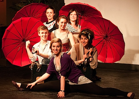 rudyard kipling's just so stories at the pleasance