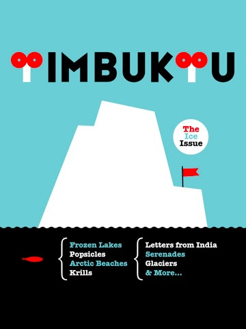 timbuktu magazine for ipad