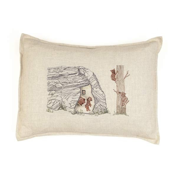 Coral & Tusk cushion