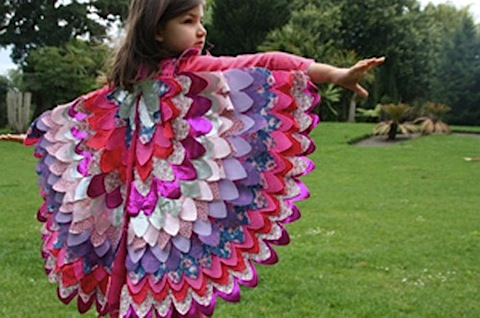 SISTERS GUILD PILLOWCASE WINGS