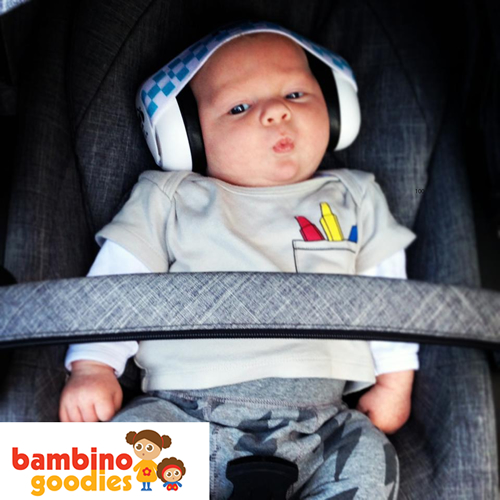 Baby Ear Defenders - Baby Ear Muffs
