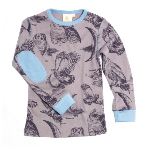 Old Rectory owl t-shirt