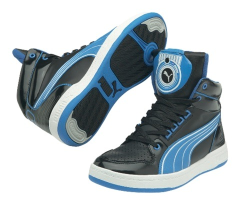 PUMA DJs Blue