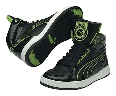 PUMA DJs Green