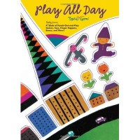 Taro Gomi Play All Day pop out book