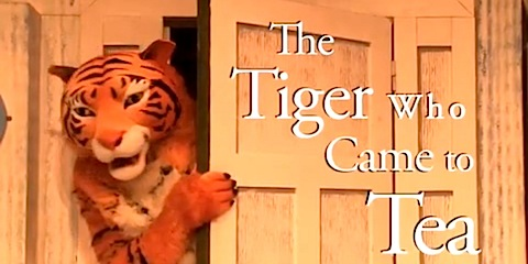 The Tiger Who came to Tea- the Official Trailer