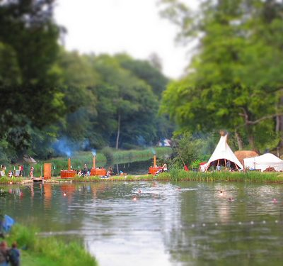 Cool Spot: Wilderness Festival