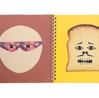 Muji funny faces book