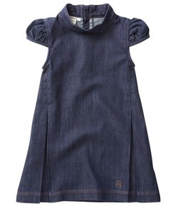 Liv – Rock Chic Denim Dress by Original Sister