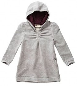 Jinx - Favourite Hooded Sweat Dress by Original Sister