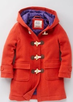 Boy Duffle Coat - JacketIn