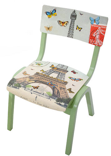 Paris Mama Lally chair