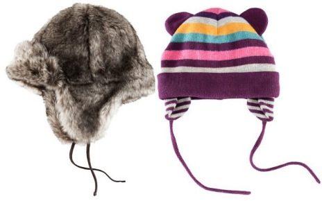H&amp;M Baby Hats