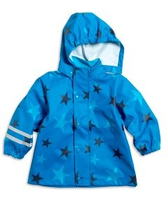 Stars raincoat by Lindex
