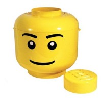 Lego Sort & Store Head, £39.95 From John Lewis