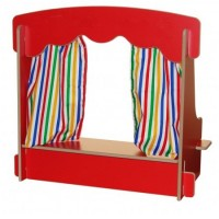 Table Top Puppet Theatre, £40, Millhouse at Home