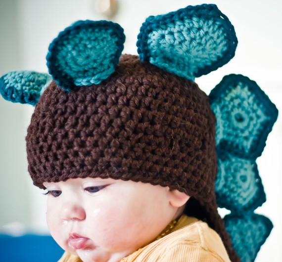 Gorgeous Crochet Hats by Kat Goldin