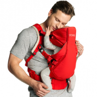 Hot! Stokke MyCarrier: The 3 in 1 Baby Carrier