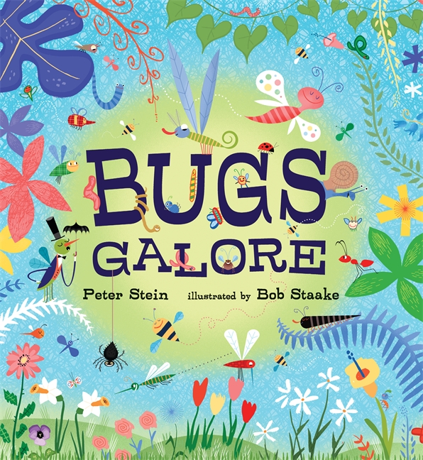 Mar Books Bugs Galore