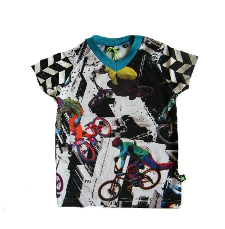 Molo BMX short sleeve t-shirt (Rider) | Molo | Brands | Tootsie and Fudge