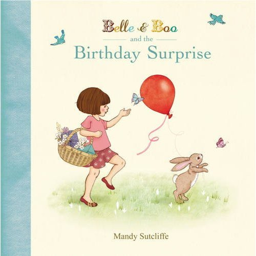 Belle & Boo and the Birthday Surprise Book