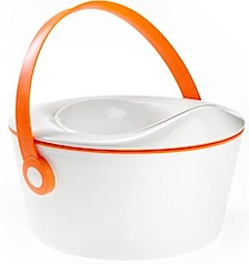 Dot.Pot Orange by Dot.Baby at Bebemoda