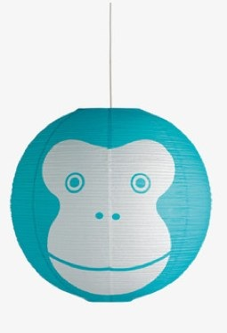 PIPI BLUE Kids pendant shade