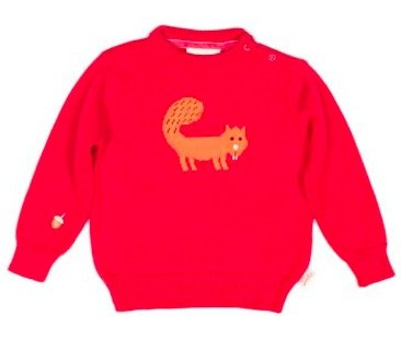 Tootsa Macginty squirrel jumper