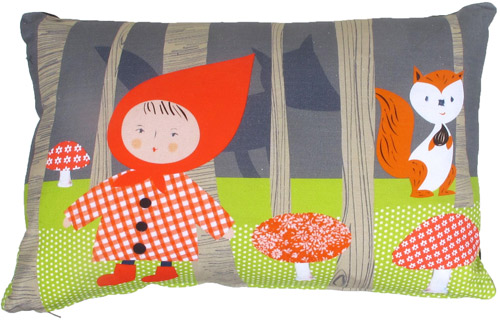 Becky Baur Little Red Riding Hood