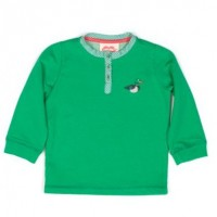 Collared Sweatshirt _ Lime - Catalog Products - Shop – Tootsa MacGinty - Unisex childrens_ wear