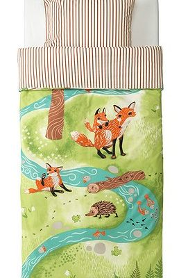 Vandring Rav Woodland Bedding
