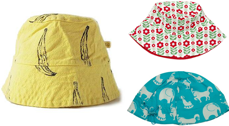 Super Sun Hats for Girls