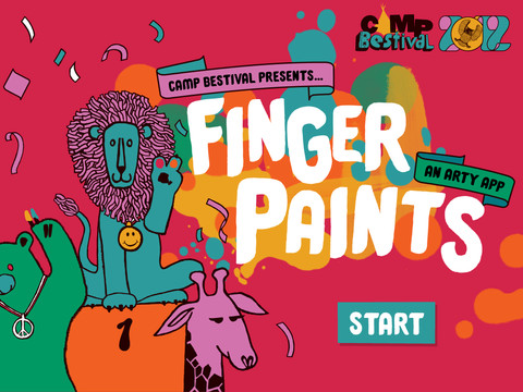 Finger Paints 1