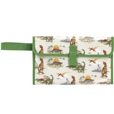 Hot on the high street: Cath Kidston dinosaur changing mat