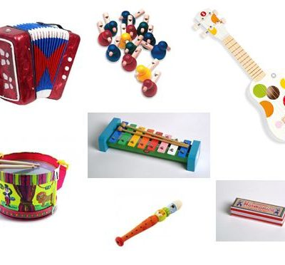 Musical Youth: Instruments for Young Children