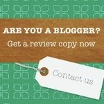 Blogger? Contact us to review a copy