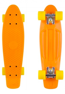 orange Penny Skateboards from Micro Scooters