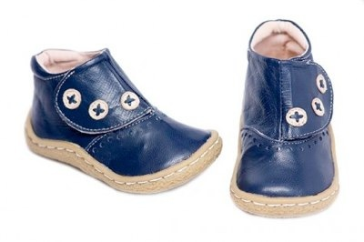 London Boot Navy by Livie and Luca