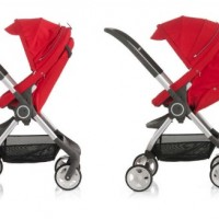 The pushchair track: Stokke Scoot