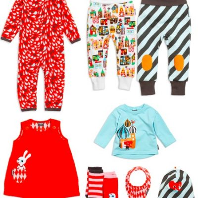 Swoop! Littlephant organic babywear collection at Lindex