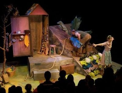Theatre review: The Enormous Turnip