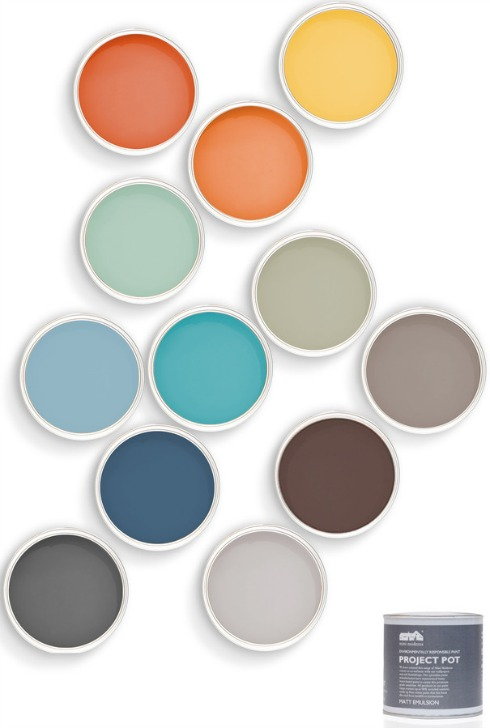 Mini Moderns Environmentally Responsible Paint