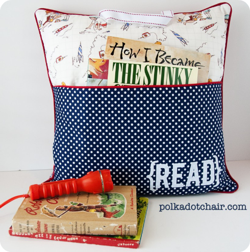 Reading Pillow