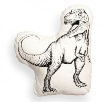 H&M dino cushion