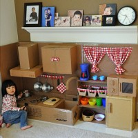 diy cardboard kitchen huaren.us