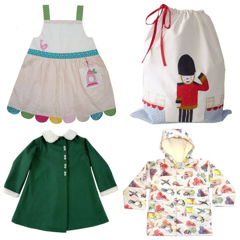 Vintage and Retro Inspired Children's Clothes