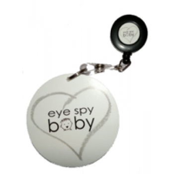 Babywearing Eye Spy mirror