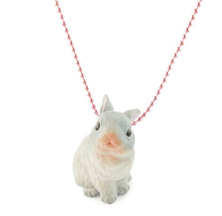 Bunny necklace, €15, Pop Cutie