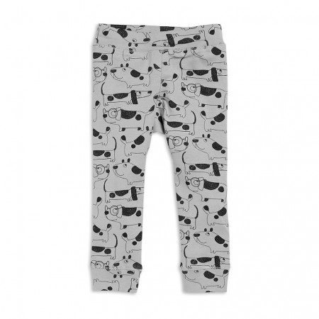 Printed cotton trousers, €8.95