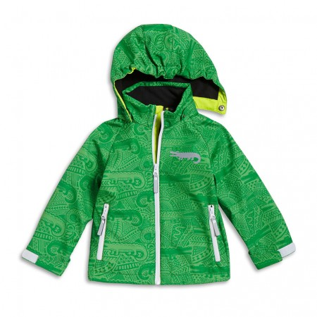 Softshell jacket, €34.95